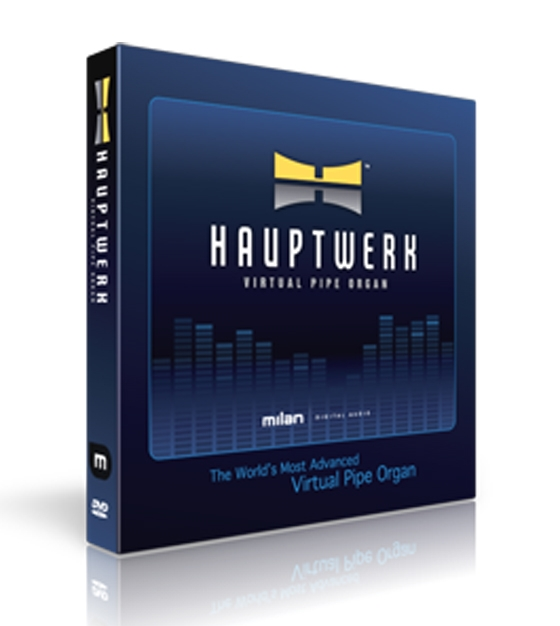 Hauptwerk 4.2.1.003 Mac Basic and Advanced Edition HCRK